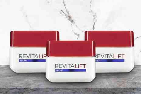 Avant Garde - One Loreal Revitalift 50ml night cream - Save 46%