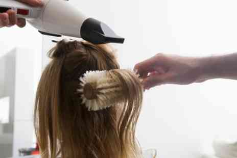 Desire Hair and Beauty - Cut, Blow Dry and Conditioning with Optional Highlights or Balayage - Save 57%