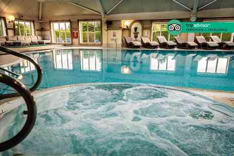 The Park Royal - Spa day for one with two treatments, leisure access, cream tea and a glass of prosecco - Save 61%