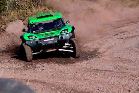 Virgin Experience Days - Half Day High Performance Off Road Buggy Experience with Drive Revolution - Save 0%