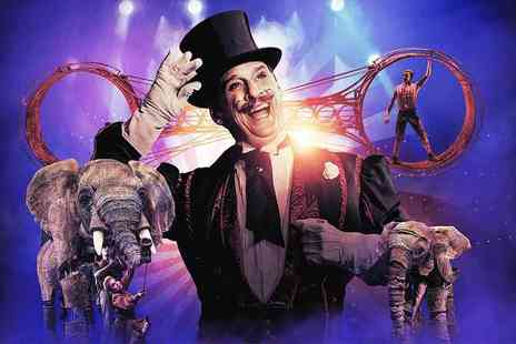 Southbank Centre - Early Bird Tickets Circus 1903 The Hit Family Extravaganza Returns - Save 37%