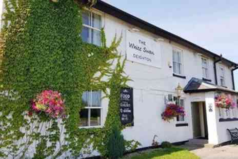 The White Swan - 1 or 2 Nights for Two with Breakfast, Welcome Drink, Late Check out and Optional Dinner - Save 38%