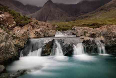 Highland Discovery Tours - Isle of skye 2020 Small group 8 seat air conditioned minibus - Save 0%