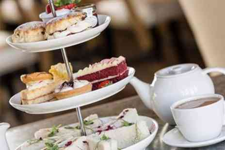 Coulsdon Manor & Golf Club - Full Afternoon Tea with Optional Glass of Prosecco for Two - Save 50%