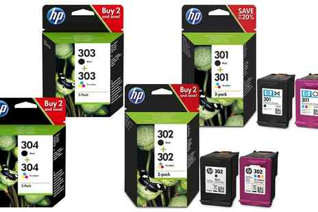 Raion - Original HP Printer Ink Cartridges With Free Delivery - Save 0%
