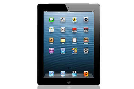 IT trade service - Apple iPad 4 With Free Leather Case 16GB with Free Delivery - Save 58%