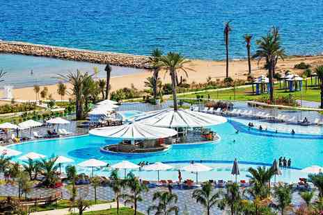 Cyprus Paradise - Seven Nights ultra all in summer holiday with Nicosia tour - Save 0%
