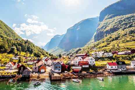 Cruise Circle - Seven Nights no fly Norwegian Fjords cruise with sea view cabin - Save 0%
