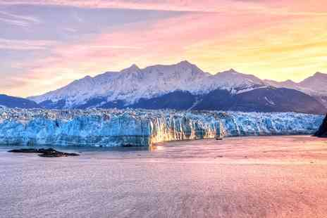 Cruise Circle - Premium Alaska fly cruise with NYC and Vegas stays - Save 0%