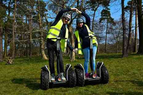 Dorset Activities - One hour Segway tour of Upton Country Park - Save 46%