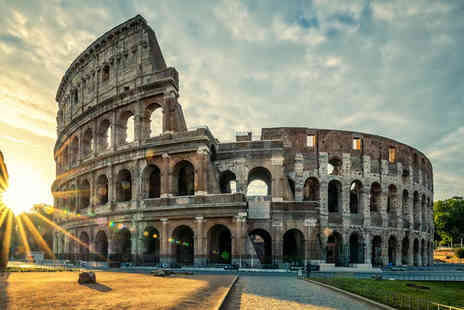Bargain Late Holidays - Four Star Escape with a two, three or four Nights getaway to Rome Now with the ability to choose your flight - Save 0%