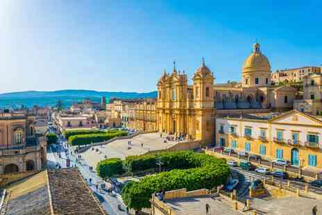 Bargain Late Holidays - Four Star Three nights all-inclusive Sicily, Italy break with flights - Save 42%