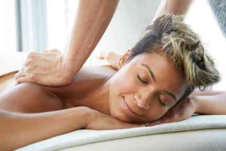 N G Therapies - 45 Minute Stress Relief Massage for Back, Neck and Shoulder - Save 40%