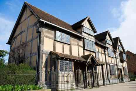 The Shakespeare Birthplace Trust - Any Three Family Homes - Save 0%