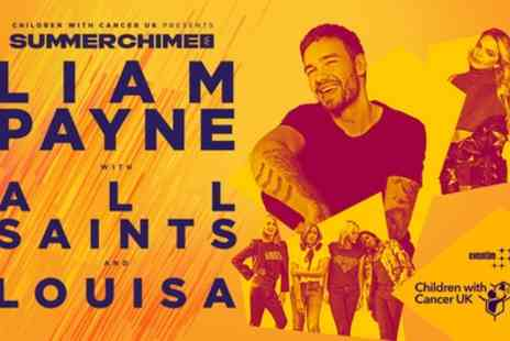 SummerChime - One, two or four general admission tickets with Liam Payne, All Saints & Louisa from 16 August - Save 47%