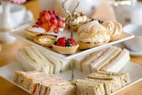 The Broadfield Park Hotel - Afternoon Tea for Two or Four with Optional Glass of Prosecco - Save 0%