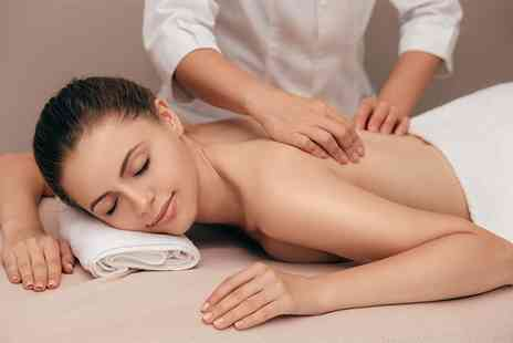 CMBTA - 90 minute pamper package with your choice of up to three treatments - Save 68%