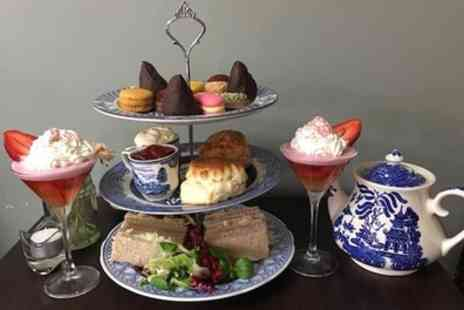 Harrys Temperance Bar - Afternoon Tea for Two or Four - Save 40%