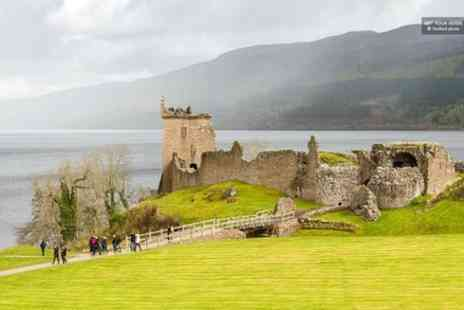 Lamers Tour & Travel - Loch Ness, Glencoe and the Highlands Tour from Edinburgh - Save 0%