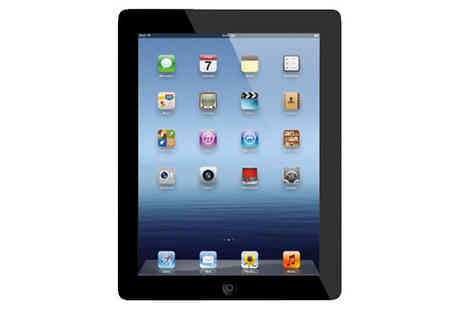 E Circuits - 16, 32GB or 64GB Apple iPad 3 Optional Wi-Fi & 4G - Save 72%