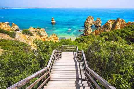 Bargain Late Holidays - Two nights all inclusive Algarve beach break with return flights - Save 53%