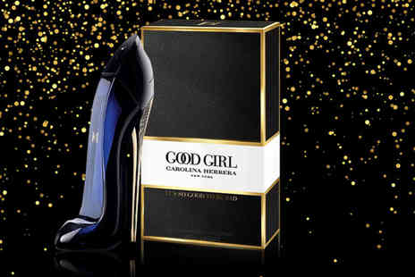 Wowcher Direct - 50ml bottle of Carolina Herrera Good Girl EDP - Save 15%