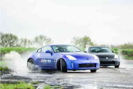 Virgin Experience Days - Nissan 350Z Drifting Experience - Save 0%