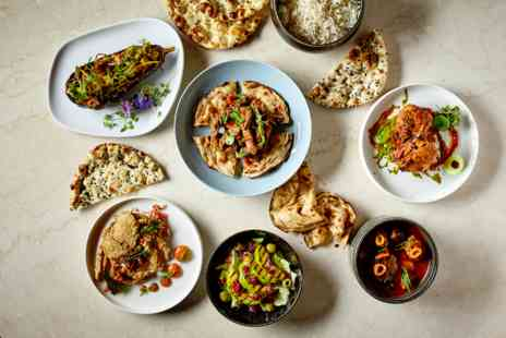Kahani - Contemporary Indian Six Course Tasting Menu for Two - Save 0%