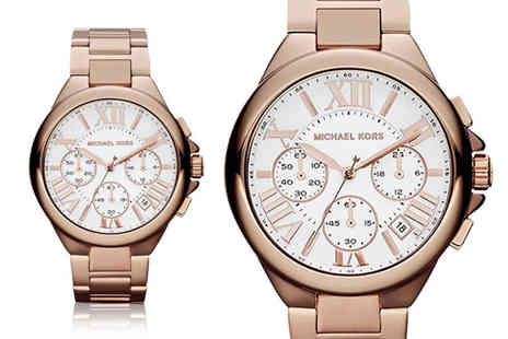 Ticara Watches - Michael Kors MK5757 ladies chronograph watch - Save 52%