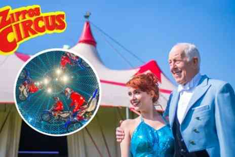 Zippos Circus - One ticket from 6th September To 27th October - Save 46%