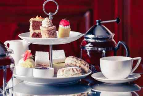 Mercure Exeter Rougemount Hotel - Gin and Tonic Afternoon Tea for Two or Four - Save 31%
