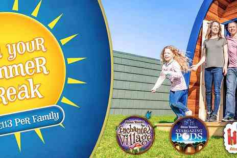 Holiday Extras - Alton Towers Resort Build your Summer Break - Save 0%