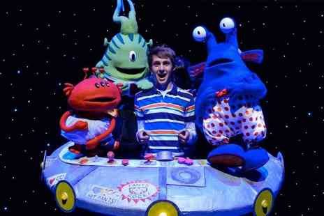 Encore Tickets - Aliens Love Underpants at Troubadour White City Theatre Hilarious Fun Live on Stage - Save 55%