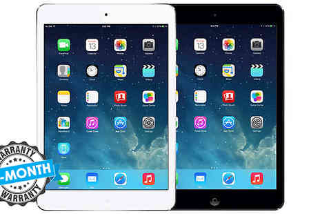 E Circuits - Apple iPad Mini or Apple iPad 2 16GB With Wi-Fi Choose from Black or White - Save 65%