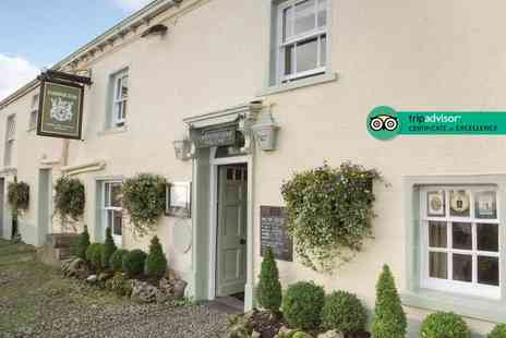 Cavendish Arms - Overnight Lake District stay for two people with breakfast, afternoon tea and late check out - Save 0%