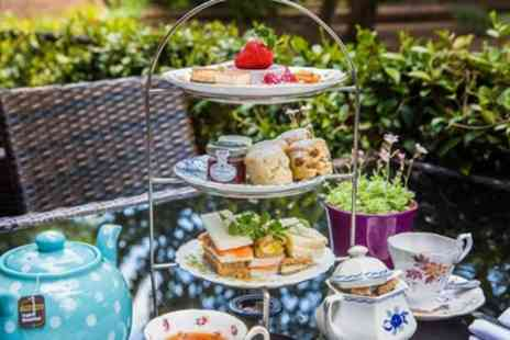 Tudor Barn - Prosecco Afternoon Tea for Two or Four - Save 20%