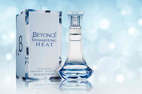 Wowcher Direct - 50ml bottle of Beyonce Shimmering Heat - Save 60%