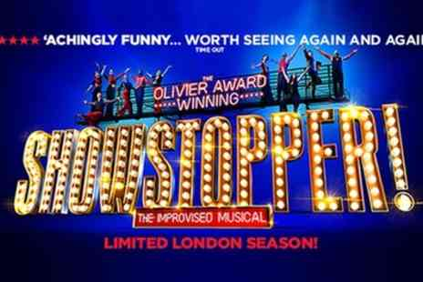 Lyric Theatre - Tickets to see Showstopper The Improvised Musical - Save 0%