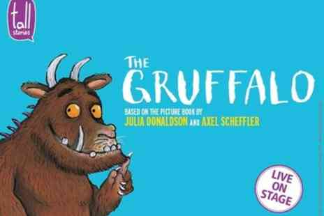 Lyric Theatre - Tickets to see The Gruffalo - Save 0%
