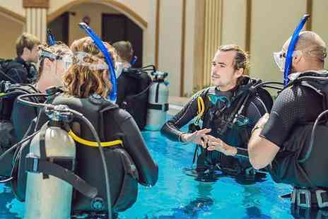 Scuba School - Beginners Try Scuba Diving session - Save 51%