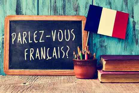 New Skills Academy - An online French language course - Save 79%