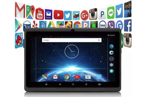 Impress Gadgets - 7 Inch HD Android 4.4 Wi-Fi tablet - Save 65%