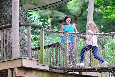 Groombridge Place - Get the Kids Exploring this Summer - Save 15%