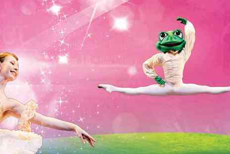 Lets All Dance - The Princess and the Frog A Fairy Tale Introduction to Ballet - Save 21%
