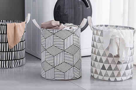 YelloGoods - Collapsible laundry basket - Save 78%