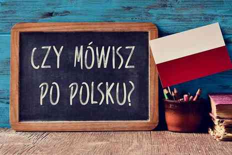 New Skills Academy - Online Polish language course - Save 76%