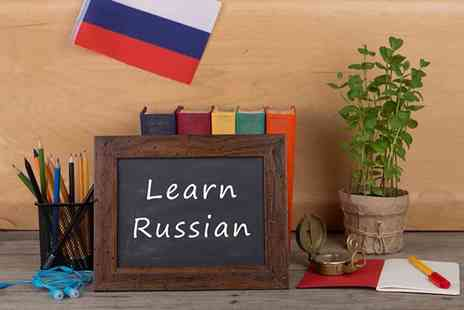 New Skills Academy - An online Russian language course - Save 84%