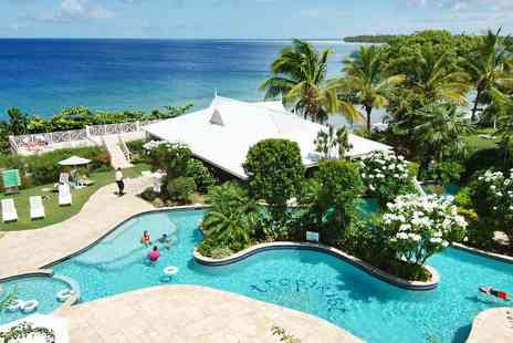 Caribbean Warehouse - All inclusive Tobago beach week with sea view - Save 0%