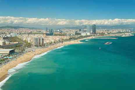 Bargain Late Holidays - Four nights Barcelona and Valencia Twin Centre Break with flights, train transfers - Save 44%