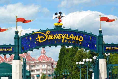 Super Escapes Travel - Two nights Disneyland Paris stay with return Eurostar or return flights - Save 34%